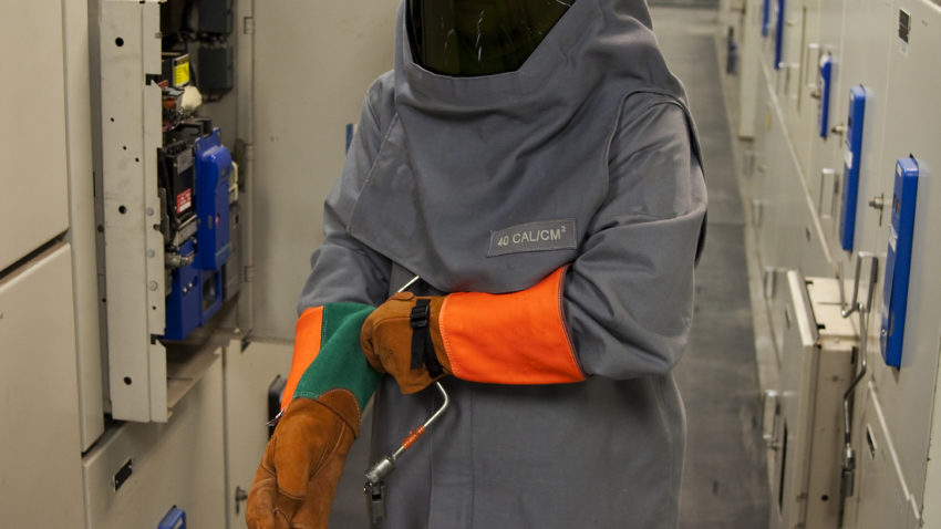 selecting arc flash ppe